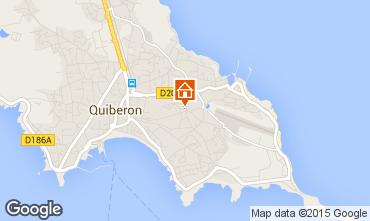 Mappa Quiberon Appartamento 29849