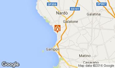 Mappa Gallipoli Appartamento 85003