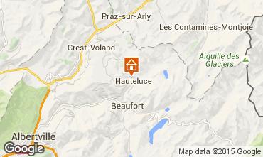 Mappa Hauteluce Chalet 68480