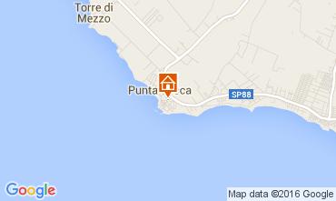 Mappa Punta Secca Appartamento 103702