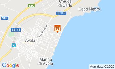 Mappa Avola Casa 80686