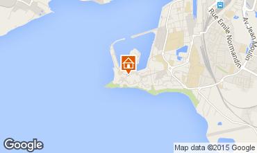 Mappa La Rochelle Appartamento 79237