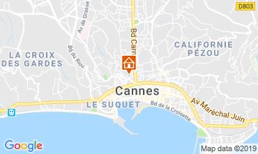 Mappa Cannes Appartamento 40957