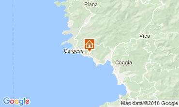 Mappa Cargese Villa  115547