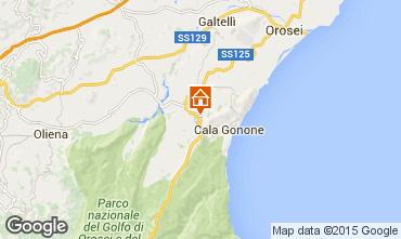 Mappa Cala Gonone Appartamento 29191