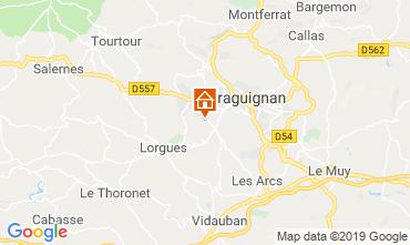 Mappa Lorgues Villa  118602