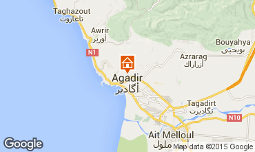 Mappa Agadir Villa  76643