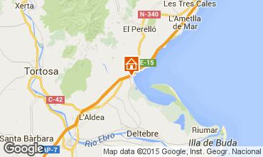 Mappa L'ampolla Villa  63018