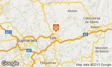 Mappa Guimarães Agriturismo 50906