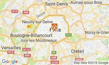 Mappa PARIGI Monolocale 113449