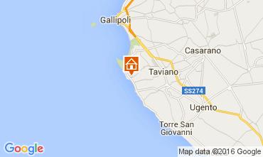 Mappa Gallipoli Villa  82008
