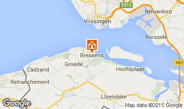 Mappa Breskens Appartamento 47117