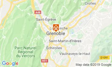 Mappa Grenoble Appartamento 120029