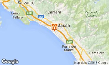 Mappa Marina di Massa Appartamento 87862
