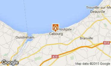 Mappa Cabourg Casa 98078