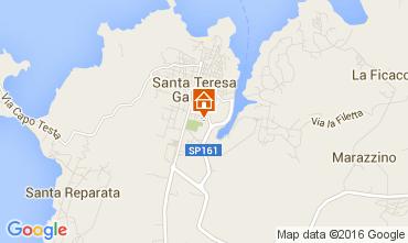 Mappa Santa Teresa di Gallura Appartamento 99070