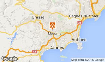 Mappa Cannes Villa  98610