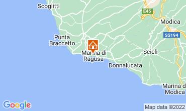 Mappa Marina di Ragusa Appartamento 92176