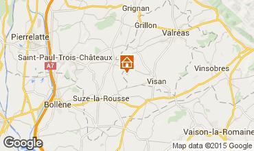 Mappa Visan Casa 31125