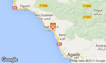 Mappa Agadir Villa  9731