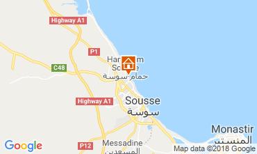 Mappa Susa (Sousse) Appartamento 117128