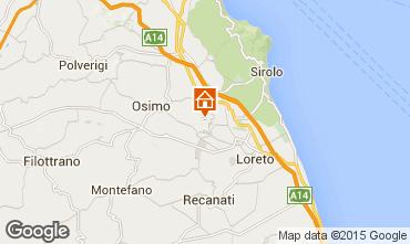 Mappa Castelfidardo Appartamento 78312