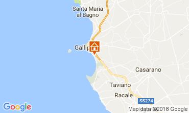 Mappa Gallipoli Appartamento 112541