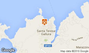 Mappa Santa Teresa di Gallura Appartamento 74770