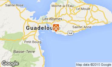 Mappa Gosier (Guadalupa) Monolocale 101387