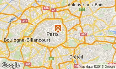 Mappa PARIGI Monolocale 80990