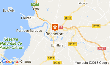 Mappa Rochefort sur Mer Monolocale 113406