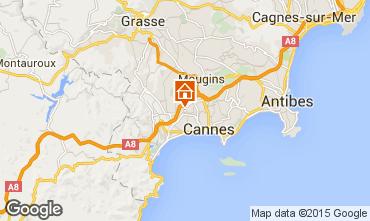 Mappa Le Cannet Appartamento 60833