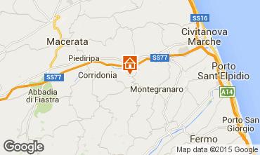 Mappa Civitanova Marche Villa  78572