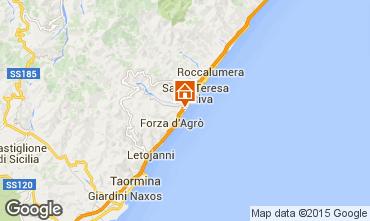 Mappa Taormina Appartamento 53246