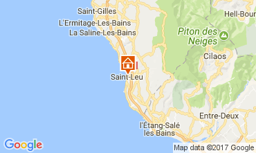 Mappa Saint Leu Agriturismo 112251