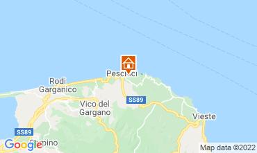 Mappa Peschici Appartamento 76980