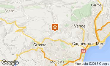 Mappa Cannes Appartamento 81699