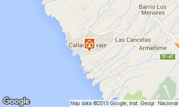 Mappa Callao Salvaje Appartamento 83106