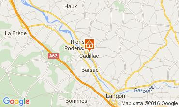 Mappa Bordeaux Casa 43881