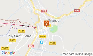 Mappa Briançon Monolocale 491