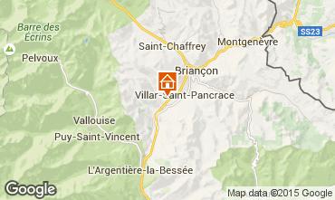 Mappa Briançon Monolocale 492