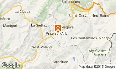 Mappa Megève Chalet 99490