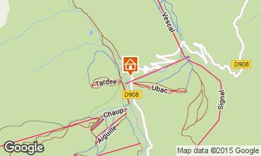 Mappa Val d'Allos Monolocale 3194