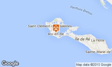 Mappa Ars en Ré Casa 6972
