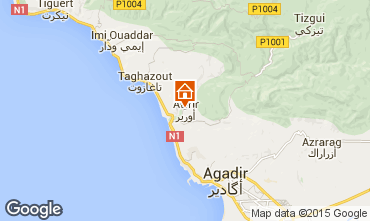Mappa Taghazout Appartamento 74732