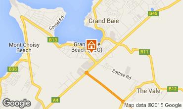 Mappa Grand Baie Appartamento 55582