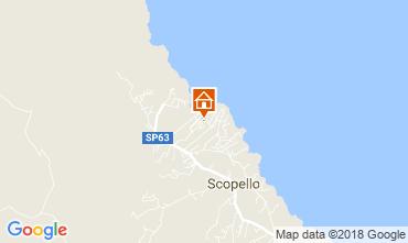 Mappa Scopello Appartamento 113724