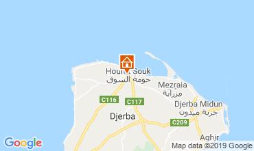 Mappa Djerba Appartamento 53348