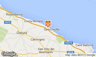 Mappa Ostuni Villa  42028