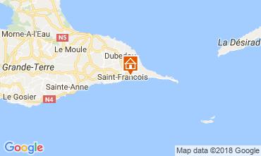 Mappa Saint Francois Appartamento 114412